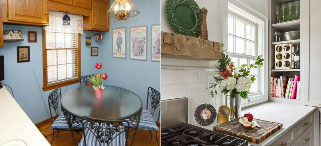 scovell wolfe kitchen Before and After