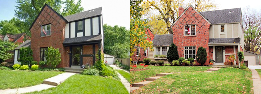 before and after of brookside diebel tudor