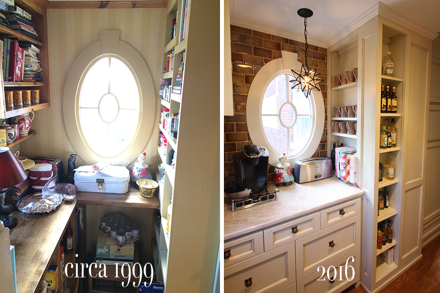 walk in pantry before and after design by nancy ruzicka