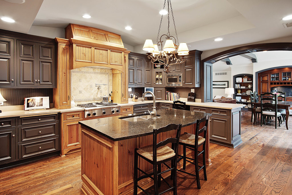 kitchen after mission hills by scovell Wolfe