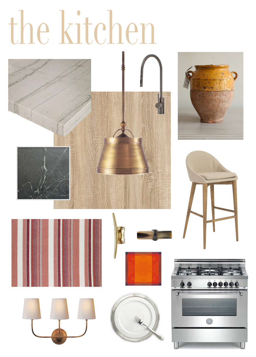 kitchen moodboard for scovell wolfe remodel