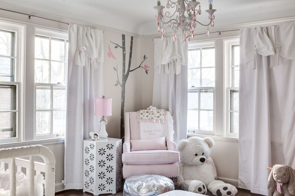 scovell wolfe client's daughter's nursery