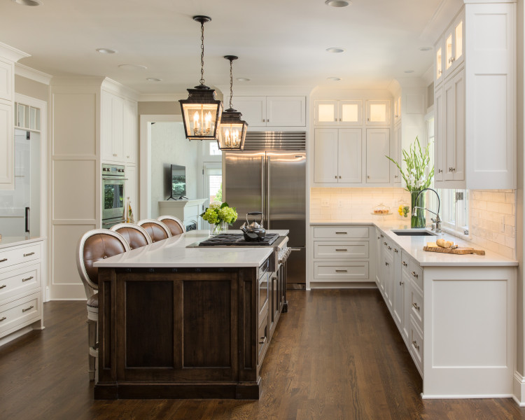 hallbrook kitchen after remodel by scovell wolfe