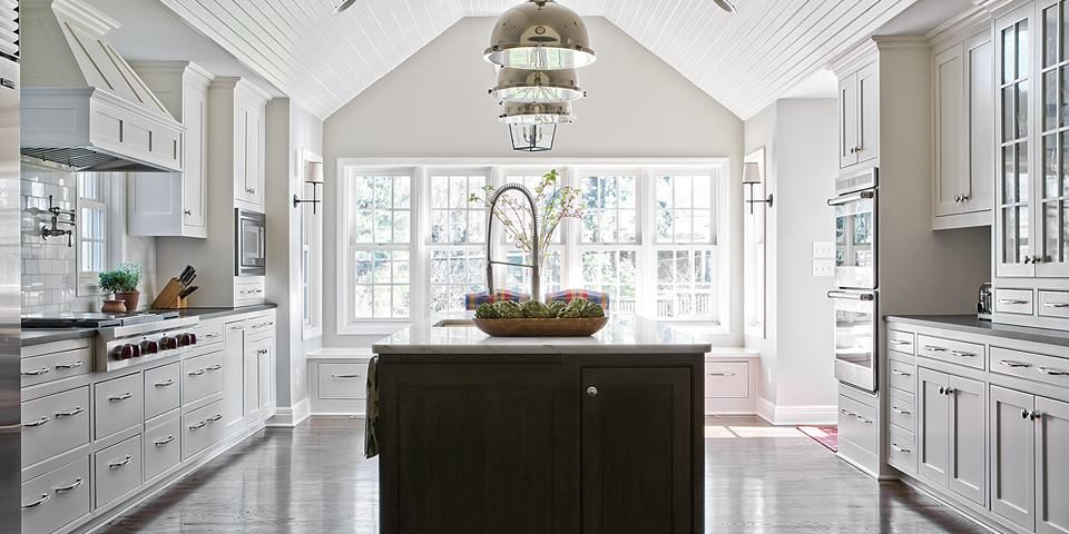 reinhardt kitchen remodel and addition by scovell remodeling in kansas city