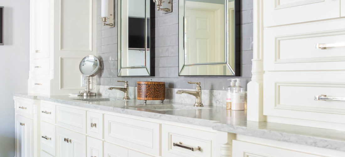Double Vanity - Scovell Remodeling