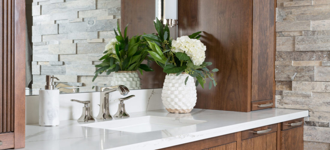 vanity by Scovell Remodeling