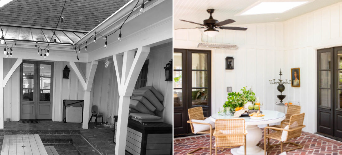 Porch by Scovell Remodeling