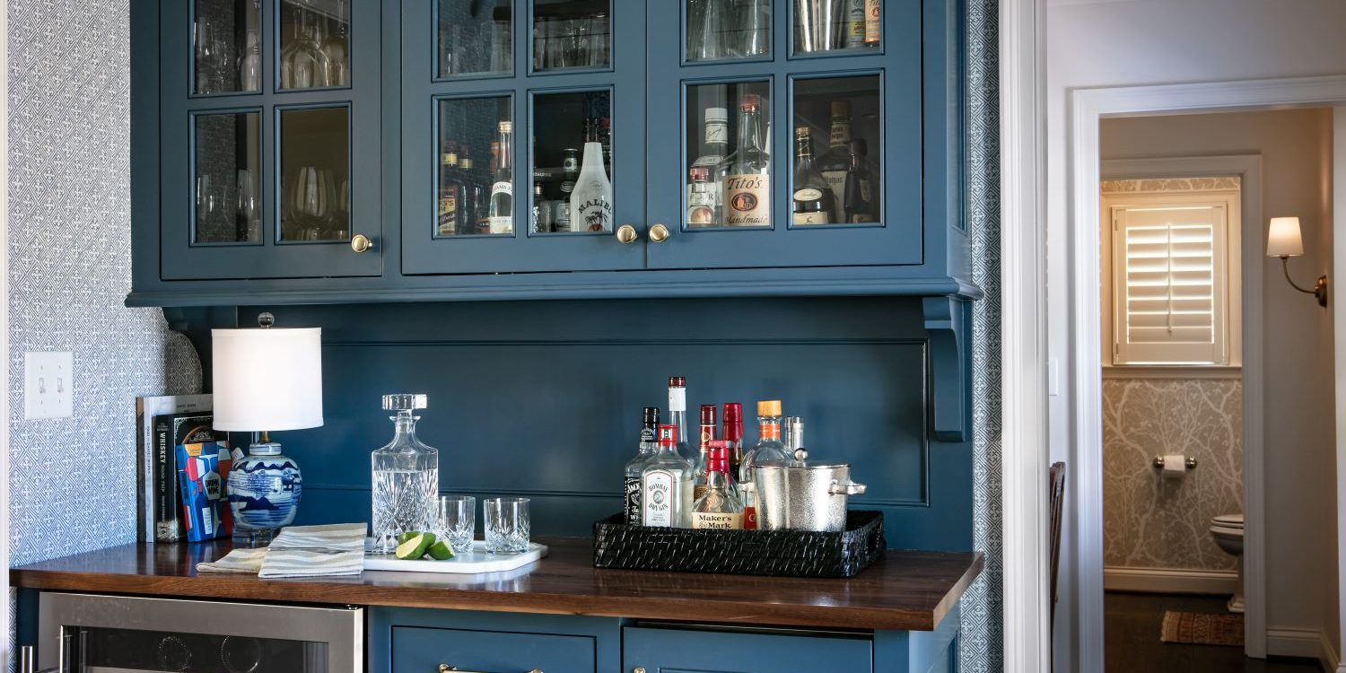 Bar by Scovell Remodeling