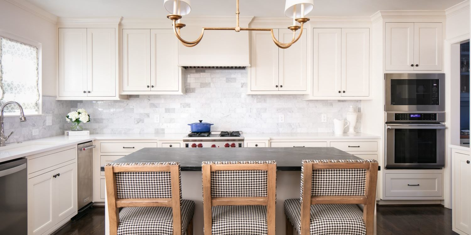 Mission Hills Kitchen by Scovell Remodeling