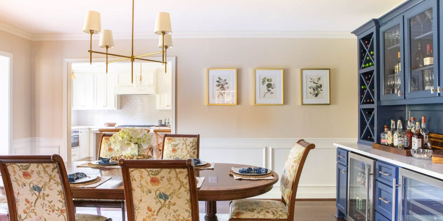 Dining Room by Scovell Remodeling