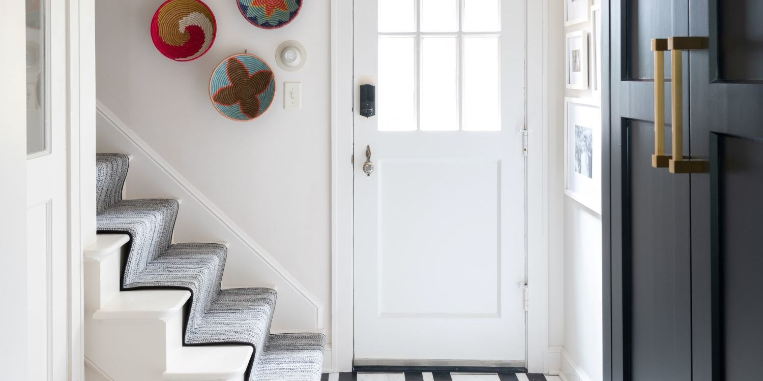 Entrance by Scovell Remodeling