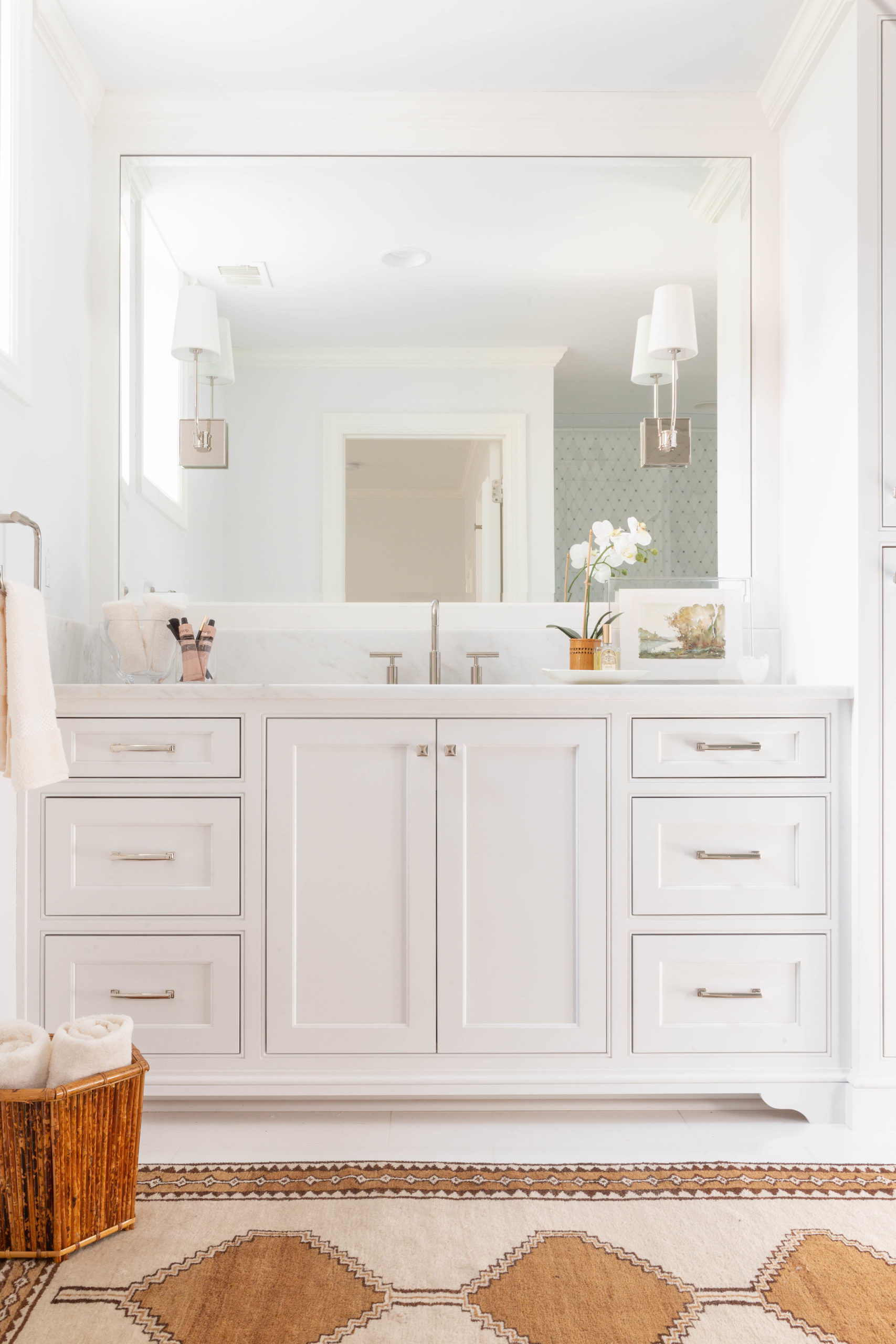 hallbrook lower level bathroom remodel by scovell with folio objects