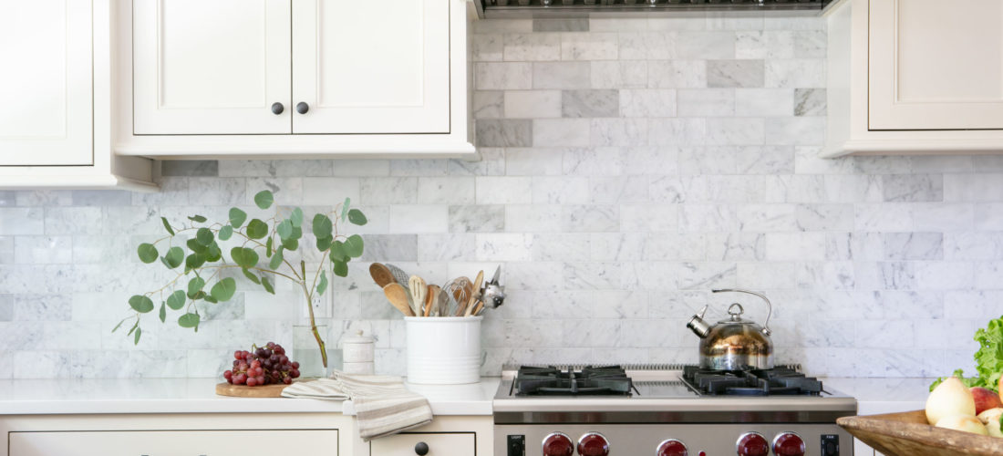custom kitchen in mission hills with soapstone and marble